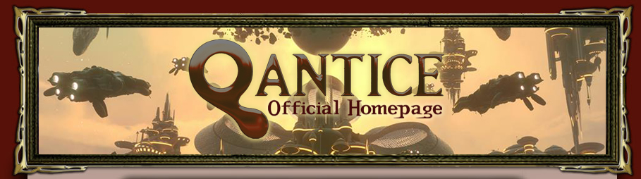 Qantice Official website