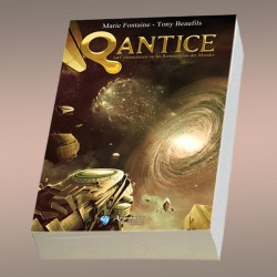 French novel: Qantice, La Cosmocinésie